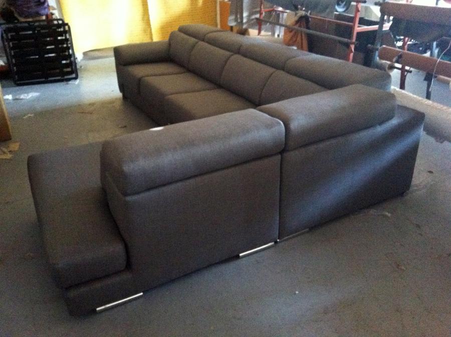 Foto sofa con terminal de almon quality s l 278335 - Tapiceros valladolid ...