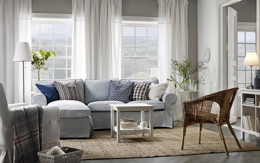 Sofá EKTORP IKEA