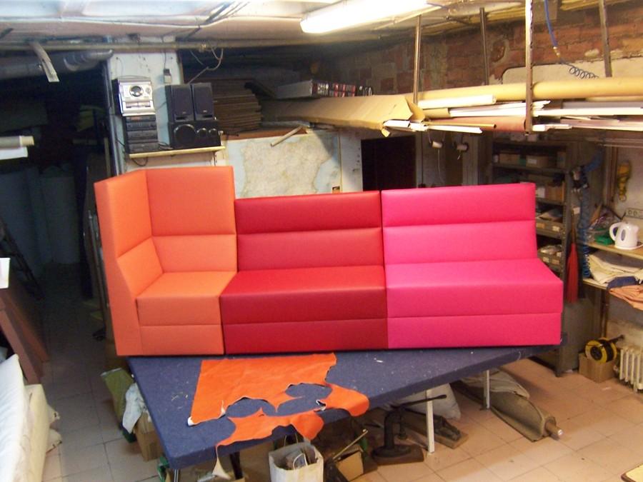 Foto sofa modular de tapiceria vanguardia 574247 - Tapiceros en salamanca ...