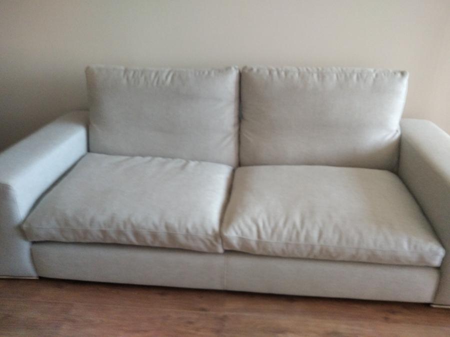Sofá retapizado