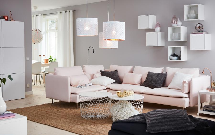 Sofá SÖDERHAMN IKEA