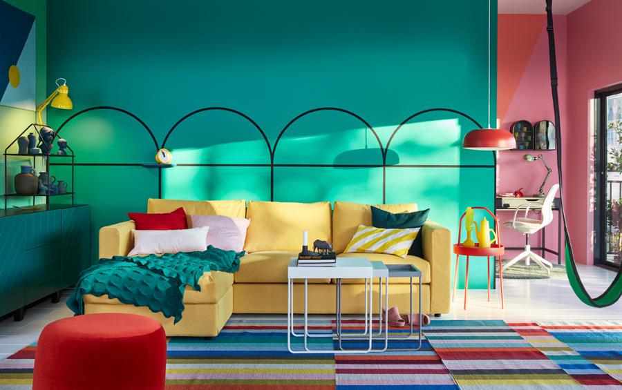 Sofá VIMLE IKEA