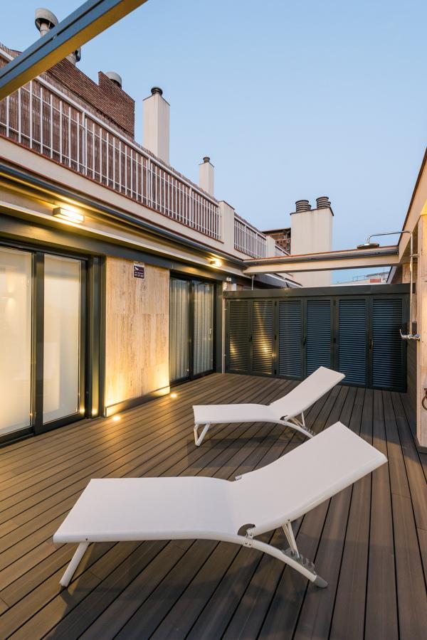 Solarium | Proyecto de reforma París