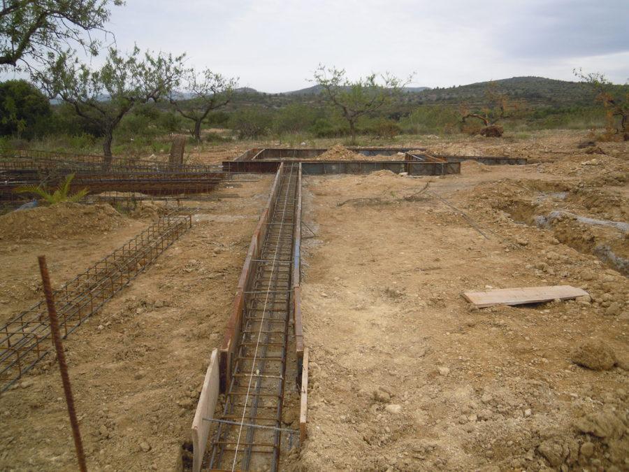 Construcci n solera de hormig n para casa de madera for Solera de hormigon precio
