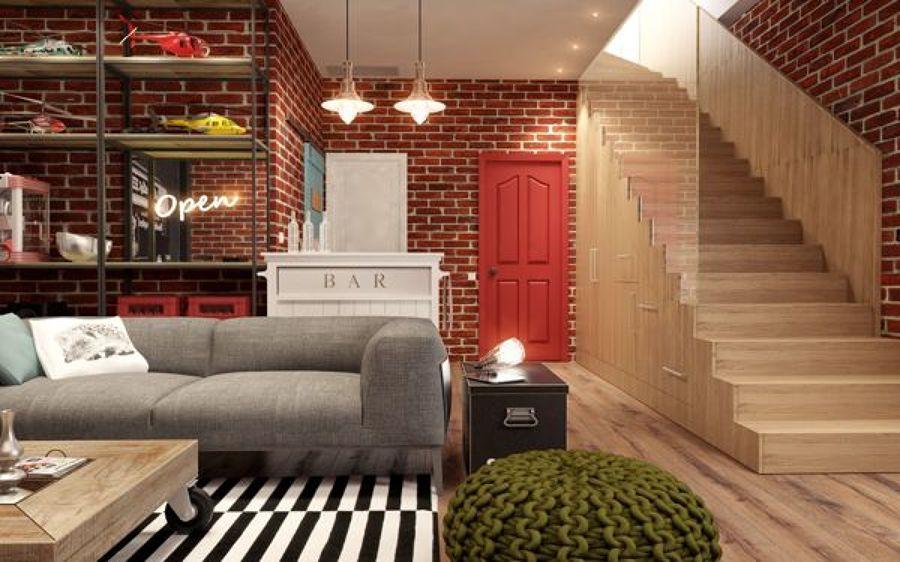 10 s tanos de 10 ideas para habitar el de tu casa ideas - Como decorar una bodega en casa ...