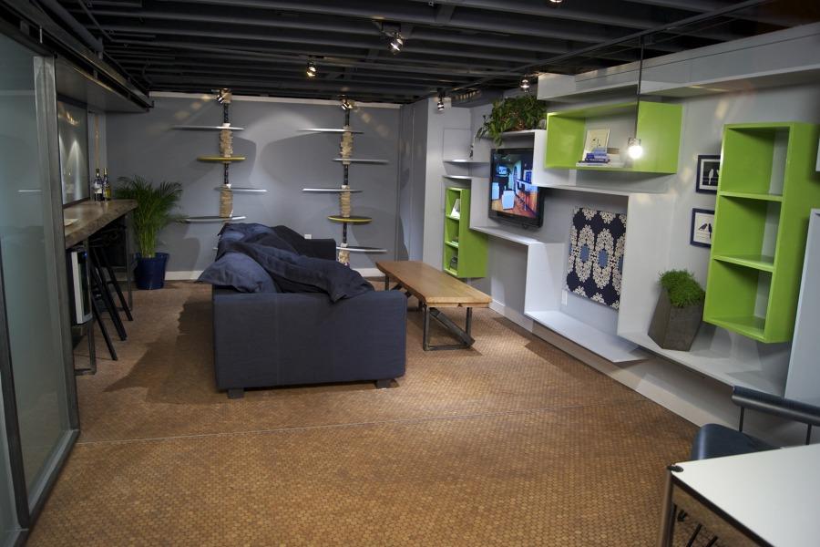 Ideas garaje sotano comedor casa dise o for Garaje de ideas