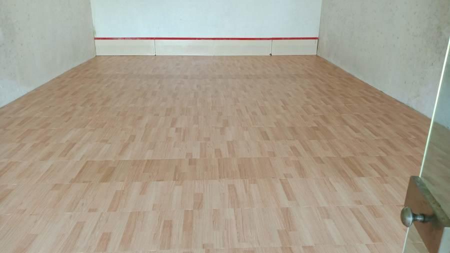 Squash sintético acabado