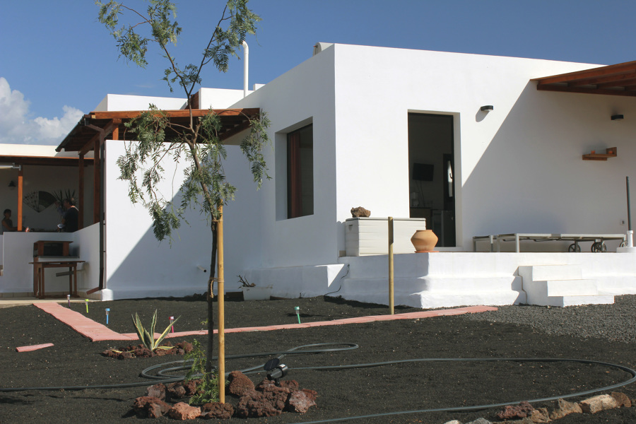 STRUCK arquitectos - Playa Blanca