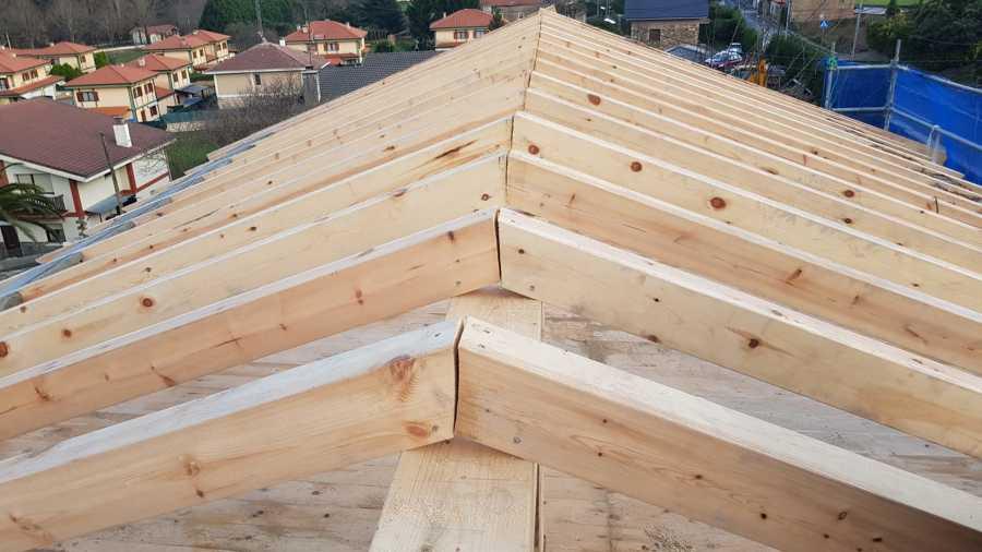 Structura de tejado