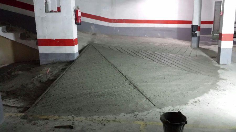 Foto suavizar rampa de interiores vila s l 1011884 - Rampas de garaje ...