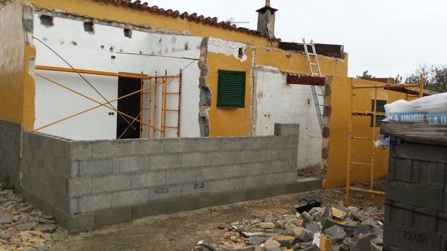 Subiendo paredes