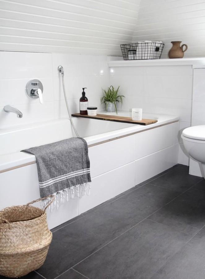 suelo baño
