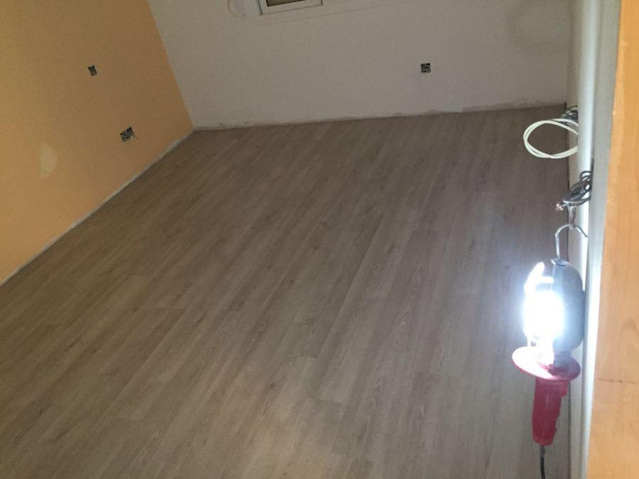 Suelo laminado habitacion principal