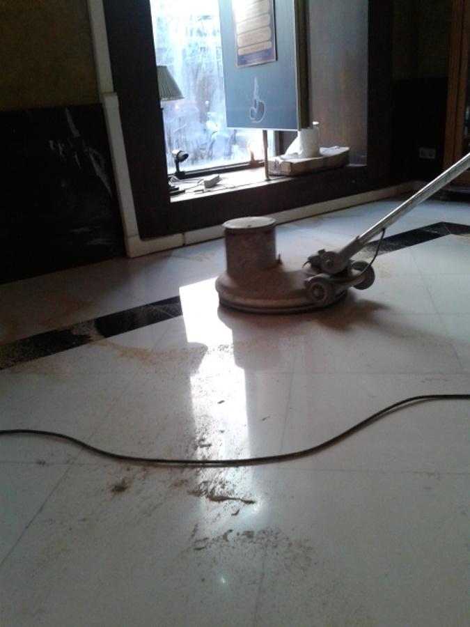 Pulido y acristalado ideas pulir suelos - Limpieza marmol blanco ...