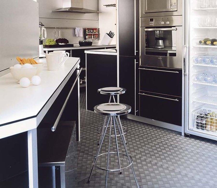 Caracter sticas de los suelos met licos para interiores - Suelos para viviendas ...