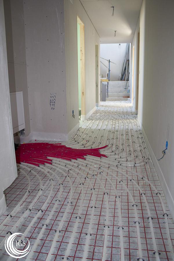Foto suelo radiante de ingeosolar 1291223 habitissimo for Presupuesto suelo radiante