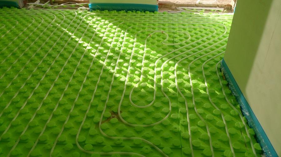 Estufa de pellets para suelo radiante ideas aire for Presupuesto suelo radiante