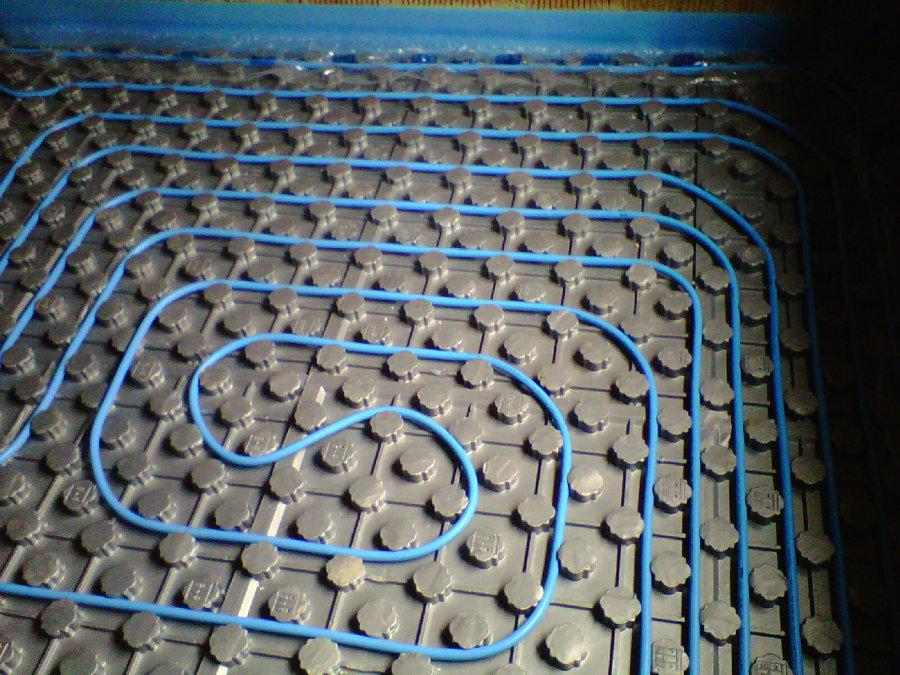 Foto suelo radiante por agua de visoenergia 428550 - Instalacion de suelo radiante por agua ...
