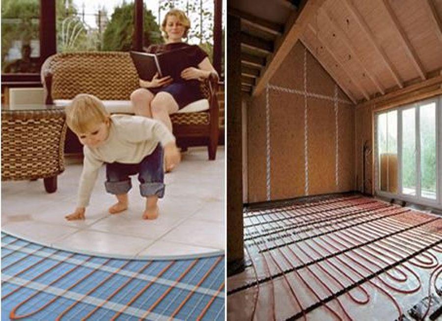 Qu ventajas ofrece la calefacci n con suelo radiante - Ventajas suelo radiante ...