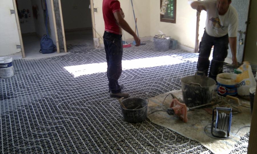 Ontradicciones de la mujer instaladores suelo radiante for Instaladores aire acondicionado zaragoza
