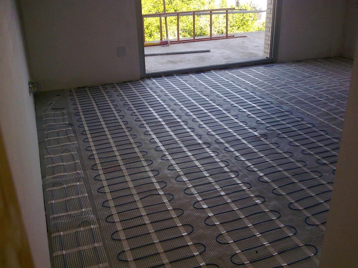 Instalaci n de suelo radiante ideas calefacci n - Instalacion suelo radiante ...