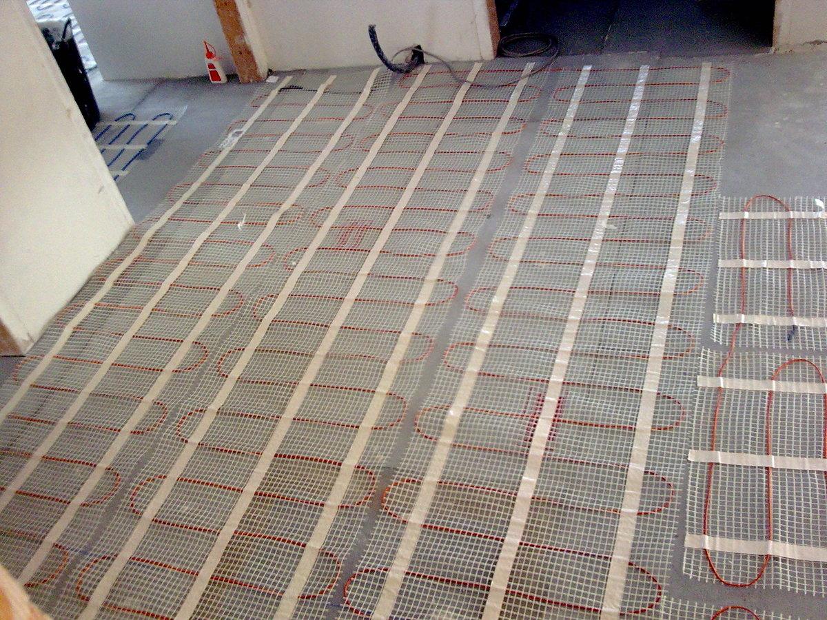Instalaci n de suelo radiante ideas calefacci n - Presupuesto suelo radiante ...