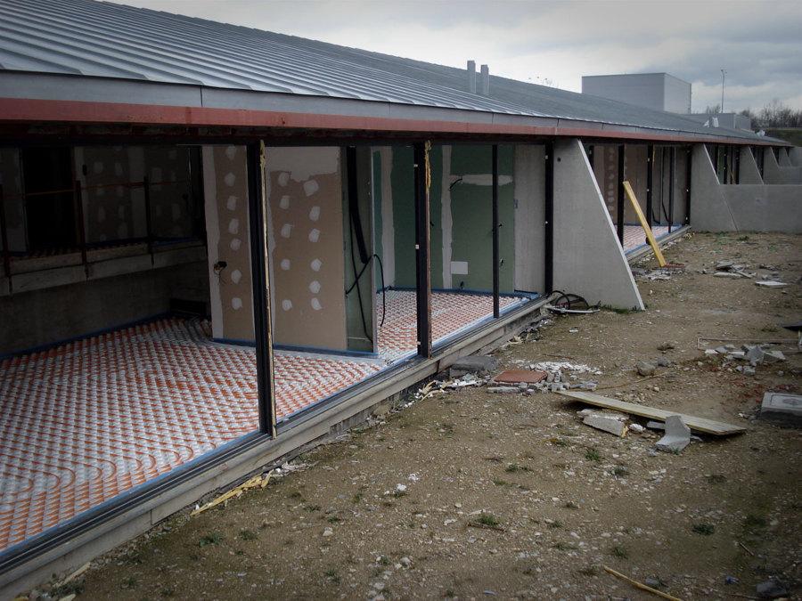 Instalaci n solar t rmica y suelo radiante ideas - Instalacion suelo radiante ...