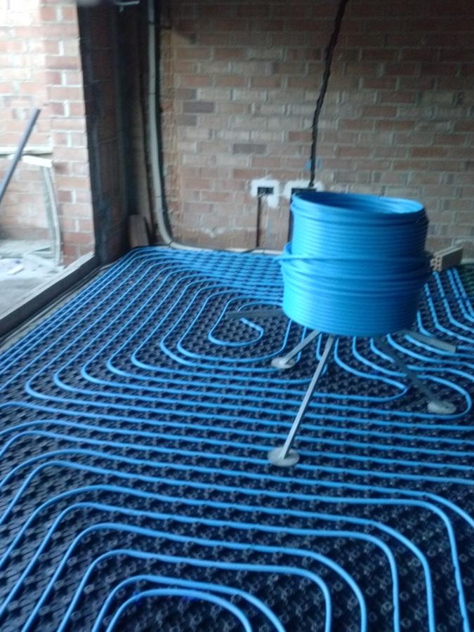 Bomba de calor aerot rmica ideas calefacci n - Precio suelo radiante electrico por metro cuadrado ...