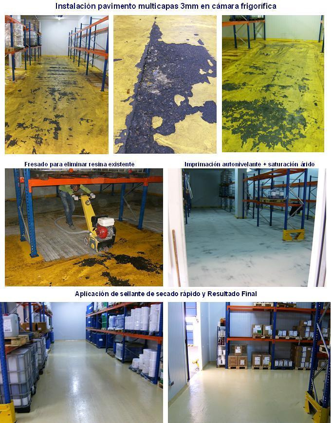 Instalaci n de pavimento continuo de resina epoxi ideas for Suelo resina epoxi vivienda