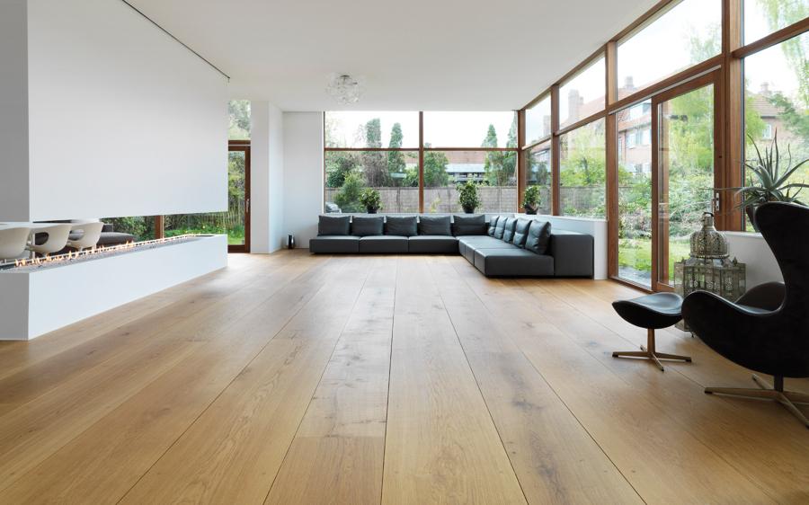 suelo tarima de madera