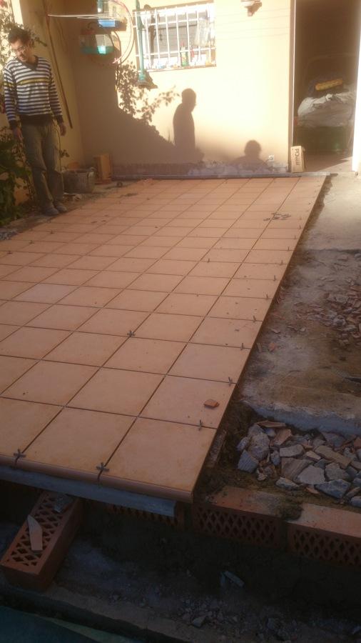 Foto suelo terraza de reformas miguel y michel 644350 - Suelo de terraza ...