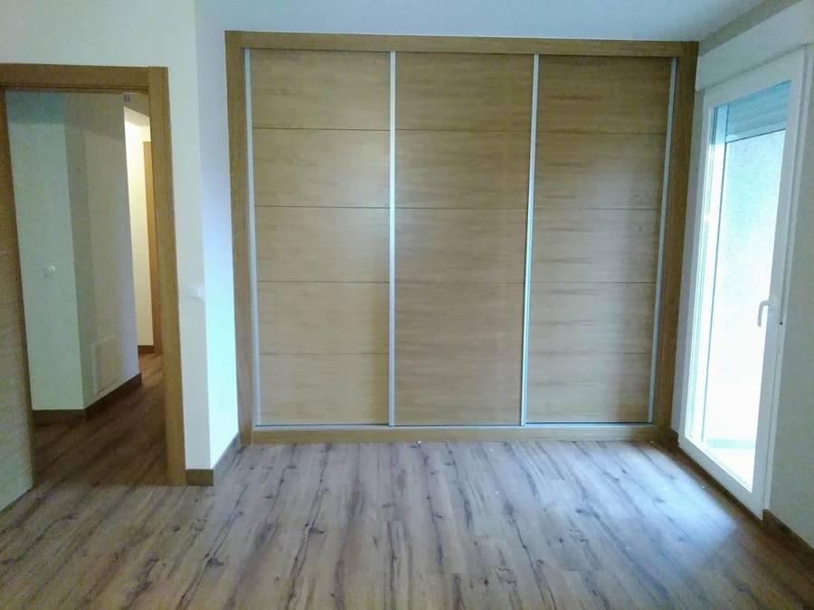 suelos, armario y puertas