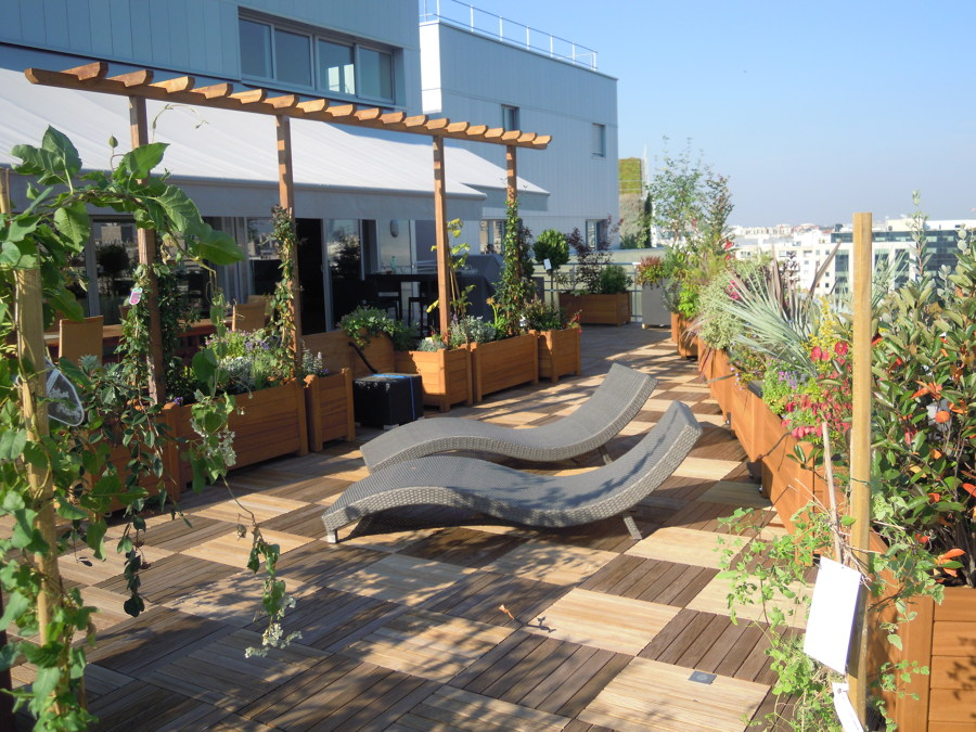 Qu tipo de suelo de terraza necesitas ideas decoradores for Nivelar suelo terraza sin obra