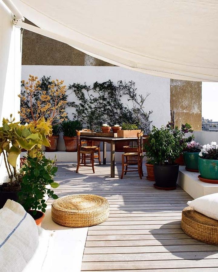 Qu tipo de suelo de terraza necesitas ideas decoradores for Baldosas para terrazas
