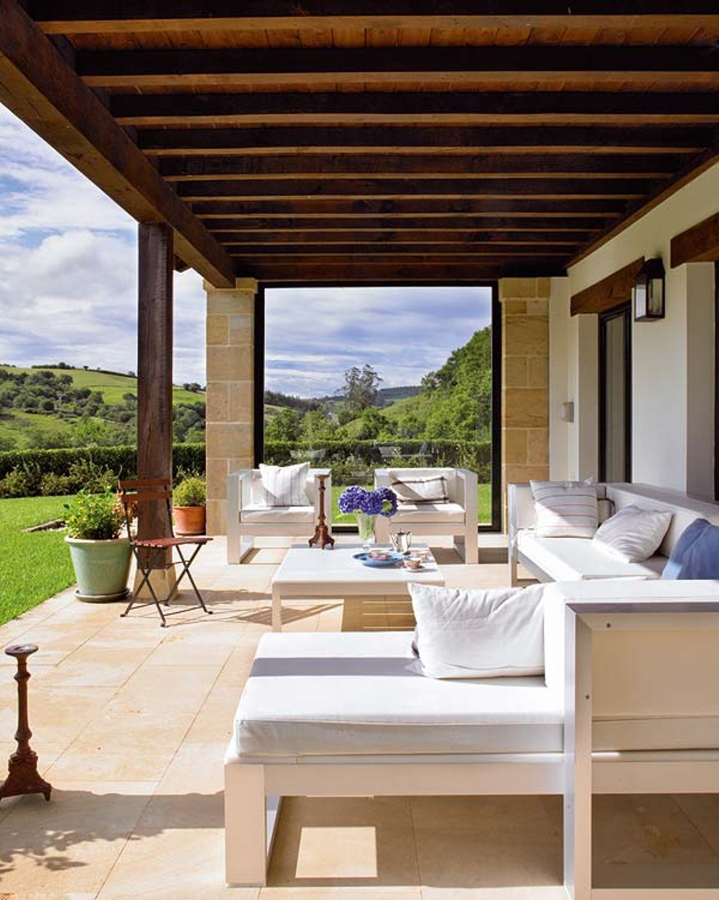 Qu tipo de suelo de terraza necesitas ideas decoradores for Losa para terraza exterior