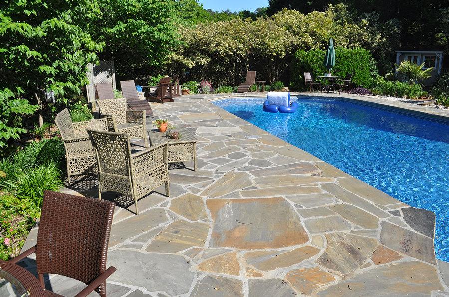 Qu tipo de suelo de terraza necesitas ideas decoradores - Suelo vinilico para exterior ...