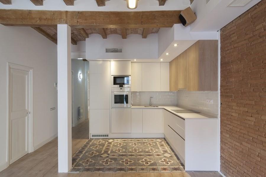 Suelo hidr ulico rescatando lo tradicional ideas - Suelos de madera para cocinas ...