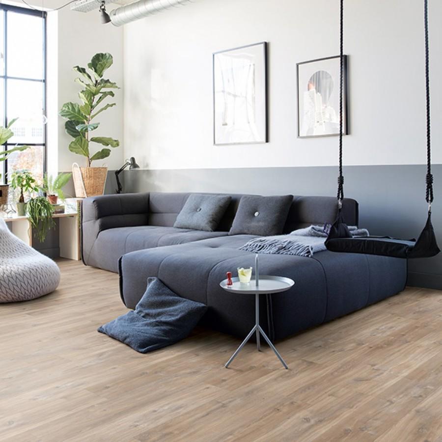 C mo elegir el suelo perfecto para una casa peque a ideas pavimentos continuos - Suelos para pisos ...