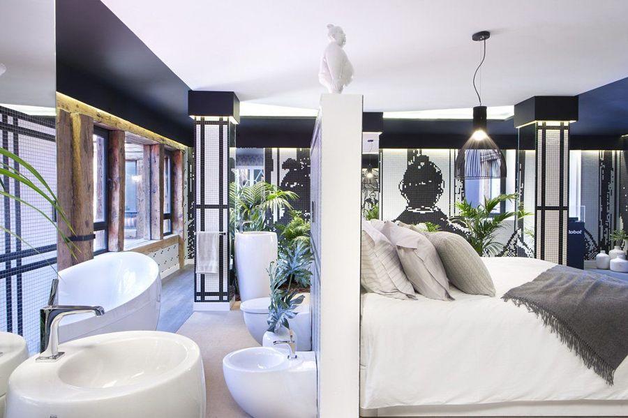 Suite con baño
