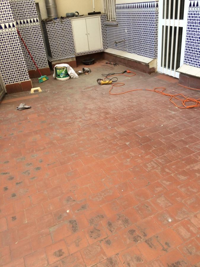 Impermeabilizaci n y solado de terraza ideas for Construccion de casas en terrazas