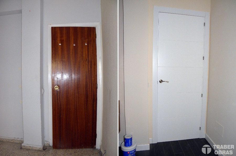 sustitución de puerta de paso por Traber Obras.jpg