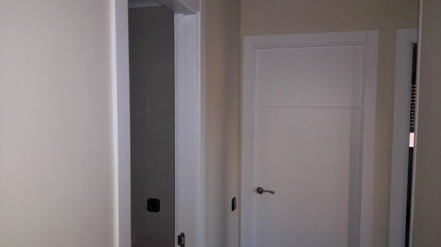 Sustitución de puertas.
