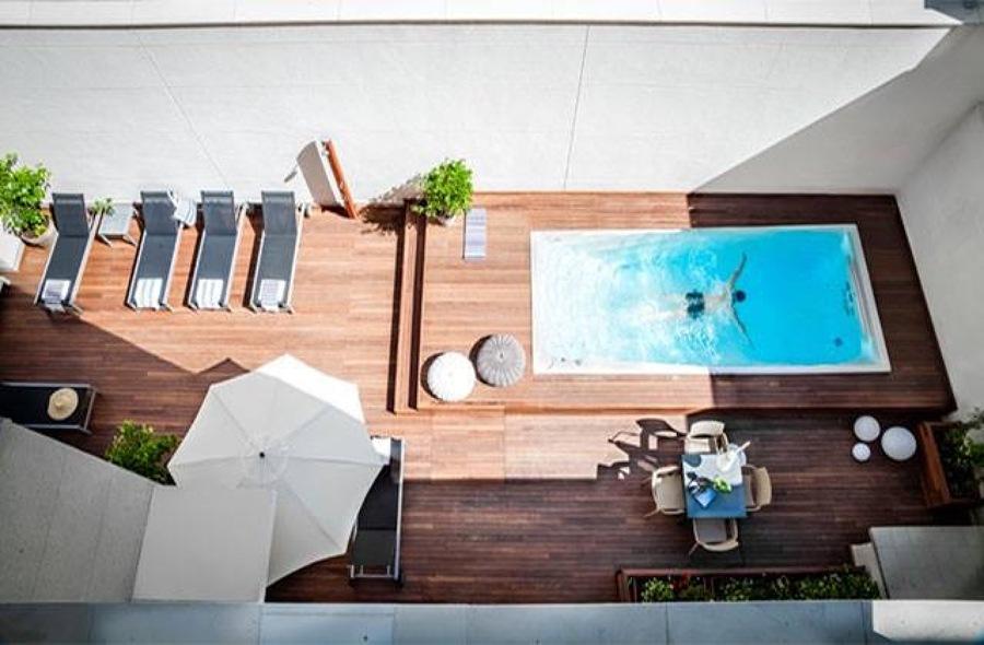 Swim Spa En Hotel Eric VokeL (Madrid)