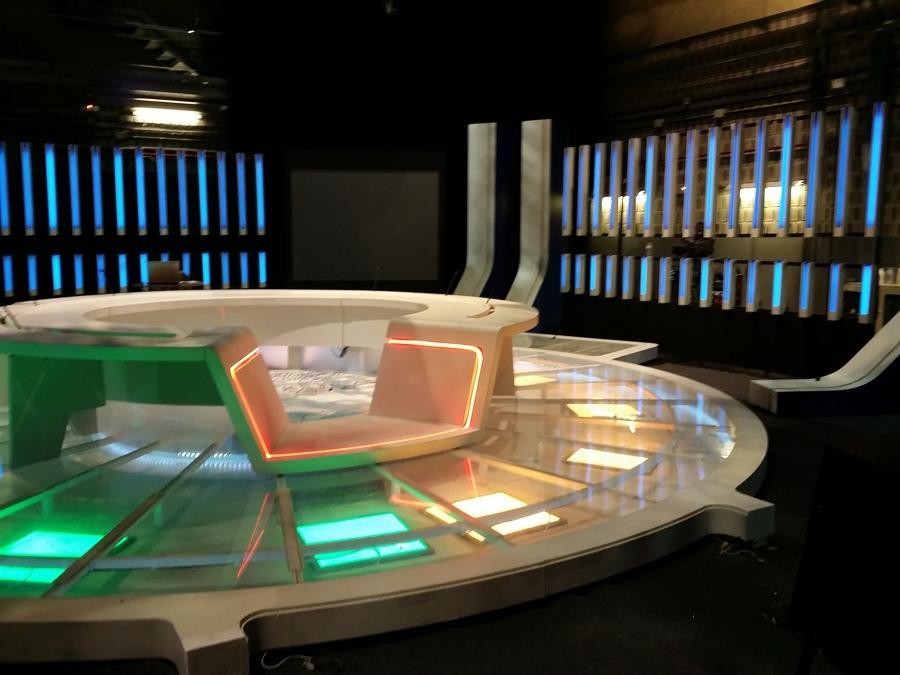 T.V.E. en Canarias, apuesta por las luces LED de TITANIUM
