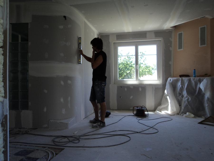 Reforma de casa en pladur ideas pladur - Casas de pladur ...