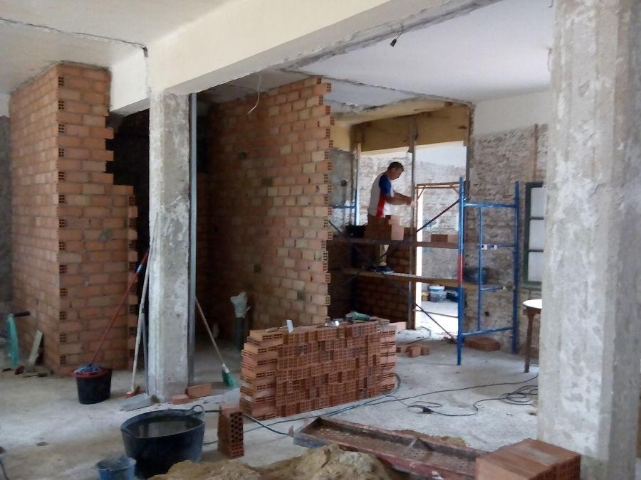 Reforma integral de piso bajo en sevilla ideas for Reforma piso sevilla