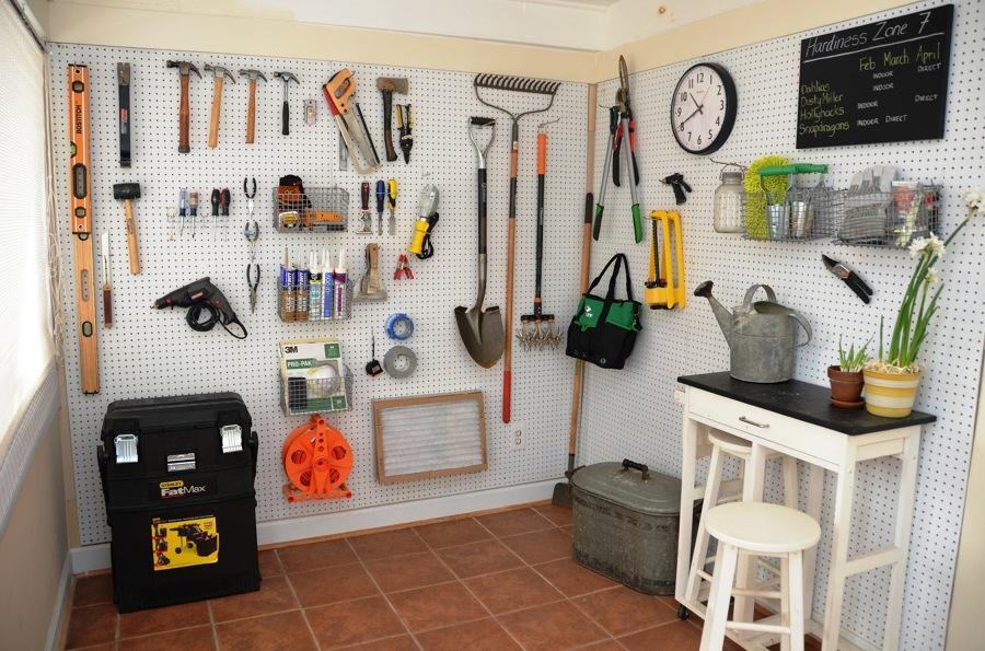 taller de herramientas