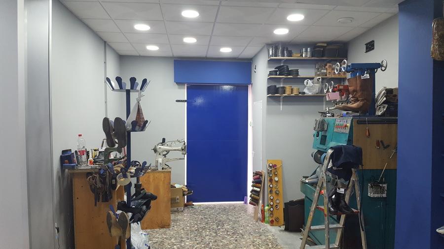 TALLER DE LLAVES Y REPARACIÓN DE CALZADO