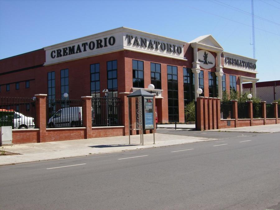 Tanatorio ALFONSO X  Ciudad Real