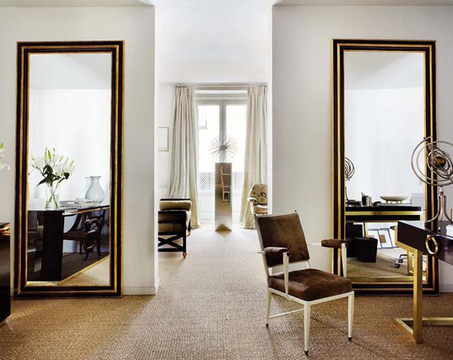 Utiliza los espejos para decorar tu casa ideas decoradores for Espejos para casa